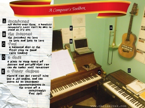 A Composer's Toolbox